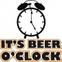 It's Beer O'Clock