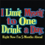One Drink a Day