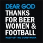 Thanks God for...